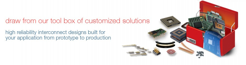 Tool box of Customized Interconnect Solutions